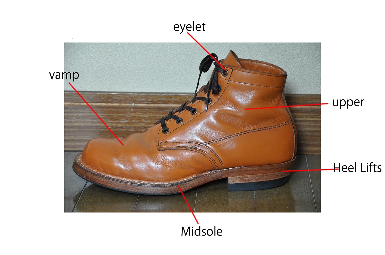 boots名称1