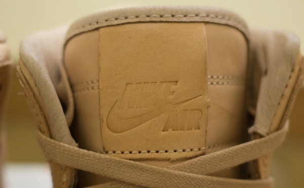 革好きには好物 AIR JORDAN 1 PINNACLE VACHETTA TAN 705075 201