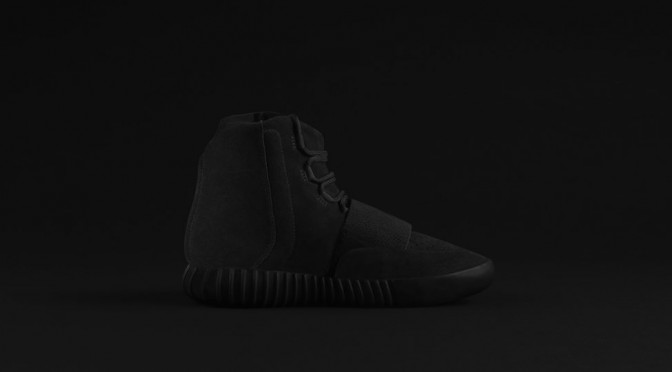 adidas yeezy boost 750 black  BB1839 販売店一覧