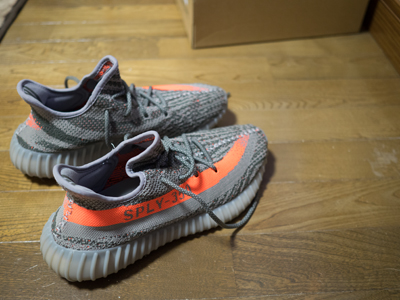 adidas yeezy boost 350 v2 レビュー